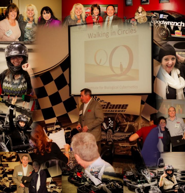 January 17 Luncheon Meeting at Octane Raceway