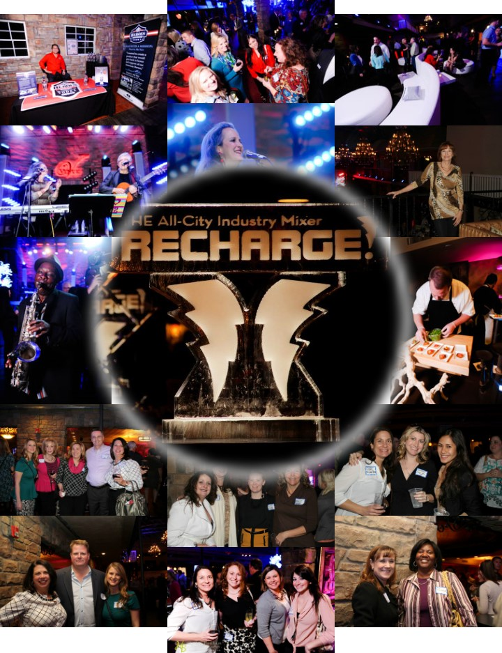 AZ Event Industry Alliance 4th Annual ReCharge! All-City Mixer