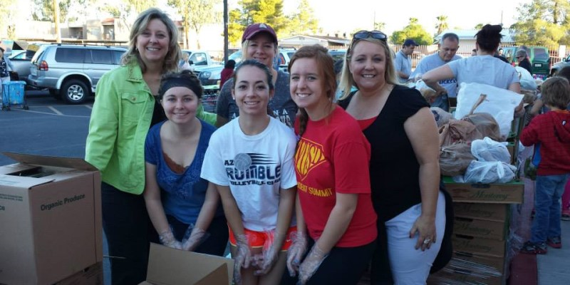 Community Outreach Event - Food Distribution for Kitchen on the Street