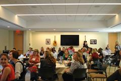 September 18, 2014 Luncheon Meeting at the MIM