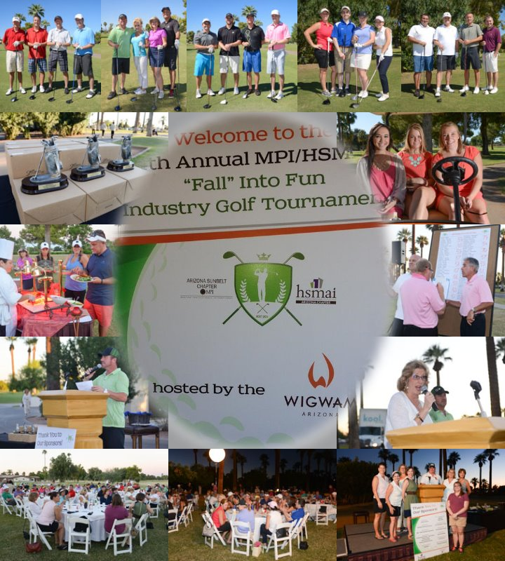 HSMAI/MPI 'Fall' Into Fun Industry Golf Tournament