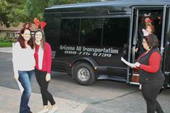 December 15, 2014 - Holiday Caroling at Scottsdale Convalescent Homes