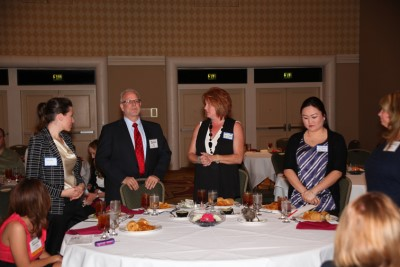 March 15, 2012 Luncheon Meeting