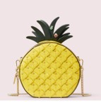 Kate Spade Picnic Pineapple Crossbody purse